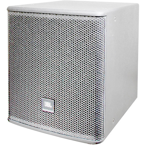 "JBL AC115S 15"" High-Power Subwoofer System (White)"
