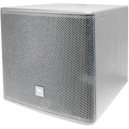"JBL AC118S 18"" High-Power Subwoofer System (White)"
