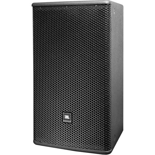 "JBL AC195 10"" Two-Way Full-Range Loudspeaker (90° x 50° Dispersion, Black)"
