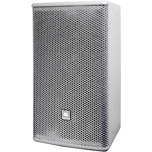 """JBL AC195 10"""" 2-Way Full-Range Passive Loudspeaker System (White)"""