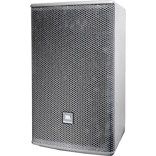 """JBL AC299 12"""" 2-Way Full-Range Passive Loudspeaker System (White)"""