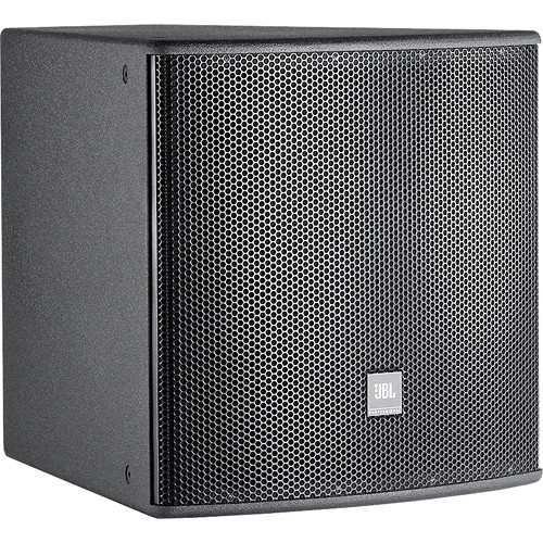 """JBL AL7115 Single 15"""" Low-Frequency Speaker Module (Black)"""