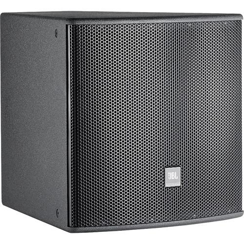 """JBL AL7115 Single 15"""" Low-Frequency Speaker Module (White)"""