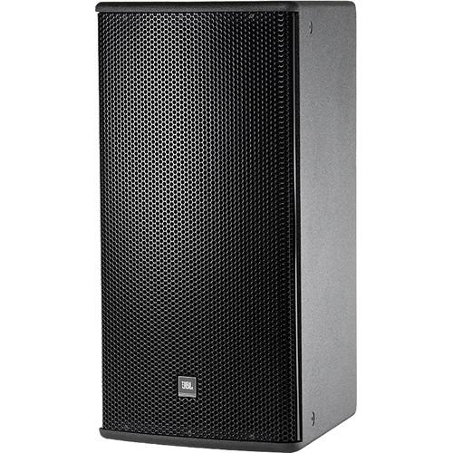 """JBL AM5212/00 Passive/Biamp 2-Way 12"""" Loudspeaker System (White)"""