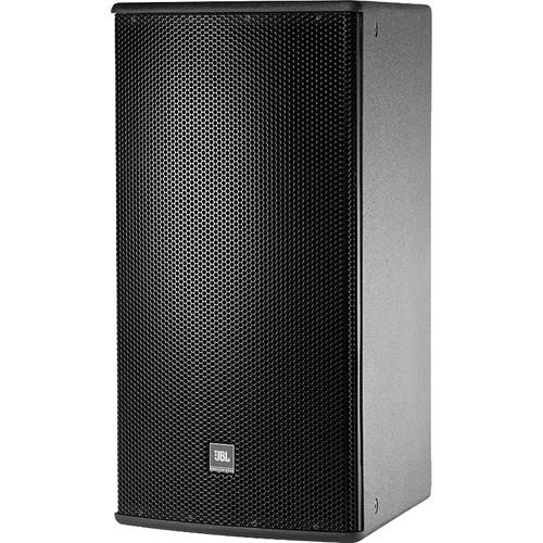 """JBL AM5215/64 Passive/Biamp 2-Way 15"""" Loudspeaker System (White)"""
