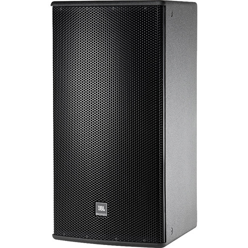 "JBL AM5215/66 Passive/Biamp 2-Way 15"" Loudspeaker System (White)"