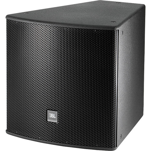 JBL AM7200/95 High-Power Mid-High Frequency WRX Speaker with Rotatable Horn (Black)