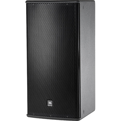 "JBL AM7212/66 2-Way Loudspeaker System with 1 x 12 "" LF Speaker (Black)"
