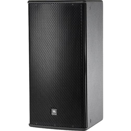"JBL AM7212/95 2-Way Loudspeaker System with 1 x 12 "" LF Speaker (Black)"