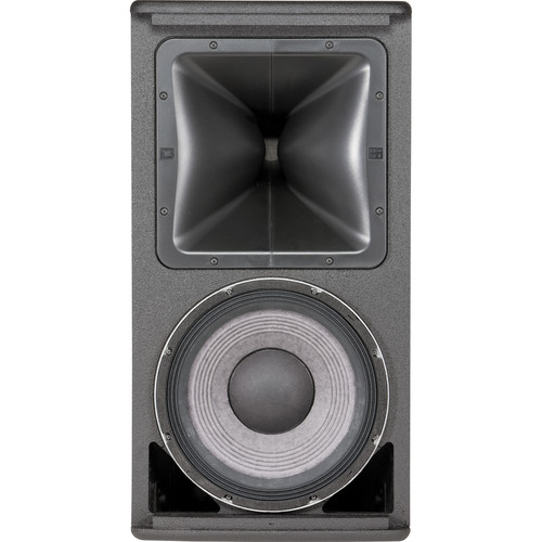 JBL AM7212/95-WRX Weather-Resistant Speaker (90° x 50°, Black)