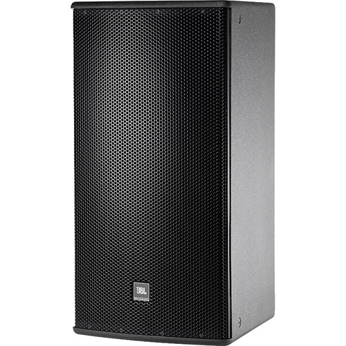 JBL AM7215/66-WRC Weather-Resistant Speaker (60 x 60°, Black)