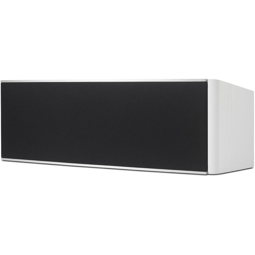 "JBL Arena 125C 5.5"" 2-Way Passive Center Loudspeaker (White, Single)"