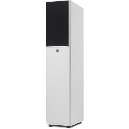 "JBL Arena 170 7"" 2-Way Passive Floor-Standing Loudspeaker (White, Single)"