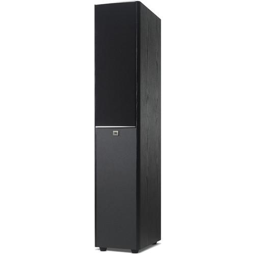 "JBL Arena 180 7"" 2-Way Dual Passive Floor-Standing Loudspeaker (Black, Single)"
