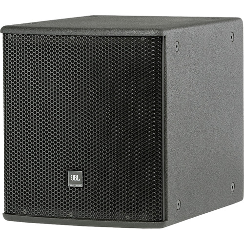 "JBL ASB6112-WRC Compact High-Power Single 12"" Subwoofer"