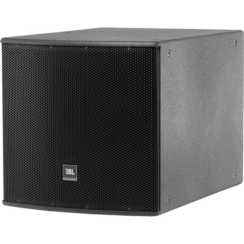 "JBL ASB7118-WRX Ultra Long-Excursion High-Power Single 18"" Subwoofer"