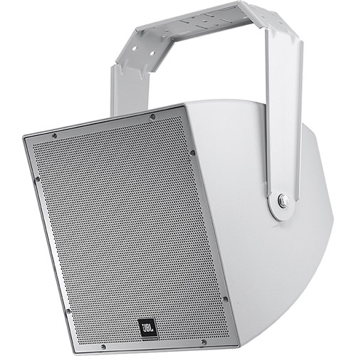 "JBL AWC129 All-Weather 2-Way Coaxial Loudspeaker with 12"" LF (Gray)"