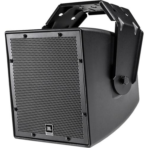 "JBL AWC62 All-Weather 6.5"" 2-Way 175W Passive Coaxial Loudspeaker (Single, Black)"