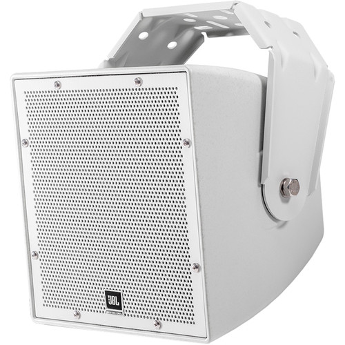 """JBL Compact 2-Way Coaxial Loudspeaker with 6.5"""" LF Woofer (Gray)"""