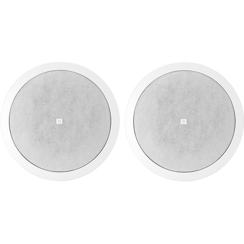 JBL Control 26CT-LS Pro Ceiling Loudspeakers for Life/Safety Applications (Pair)