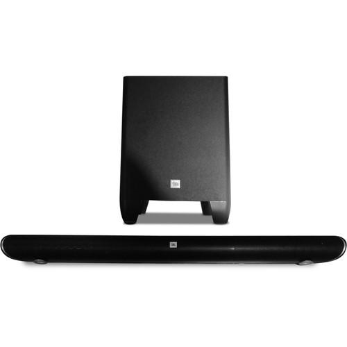 JBL Cinema SB250 200W 2.1-Channel Soundbar System