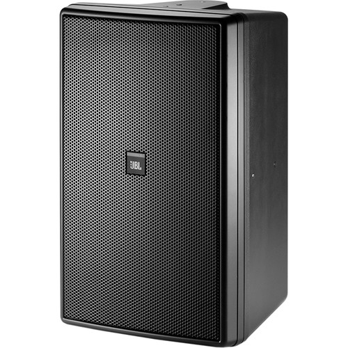 JBL Control 31 Two-Way High-Output Indoor-Outdoor Monitor Speaker (Black)