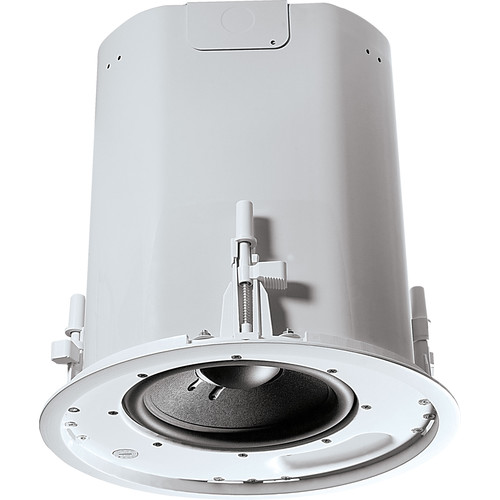 JBL Control 40CS/T High-Impact, Passive In-Ceiling Subwoofer (White)