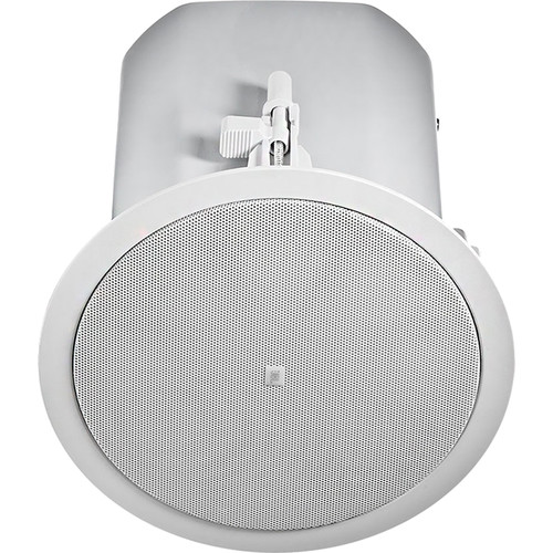 "JBL Control 45C/T 2-Way 5.25"" Coaxial Ceiling Loudspeaker (Pair, White)"