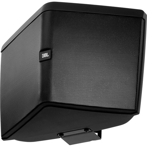 "JBL Wide-Coverage Speaker with 5 1/4"" LF, Dual Tweeters, and HST Technology (Black)"