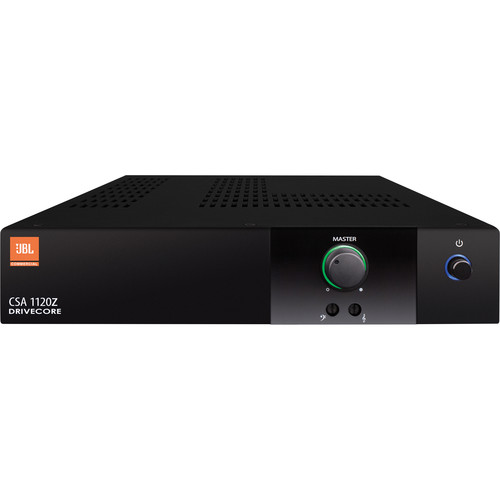 JBL CSA 1120Z Audio Amplifier (1 x 120W)