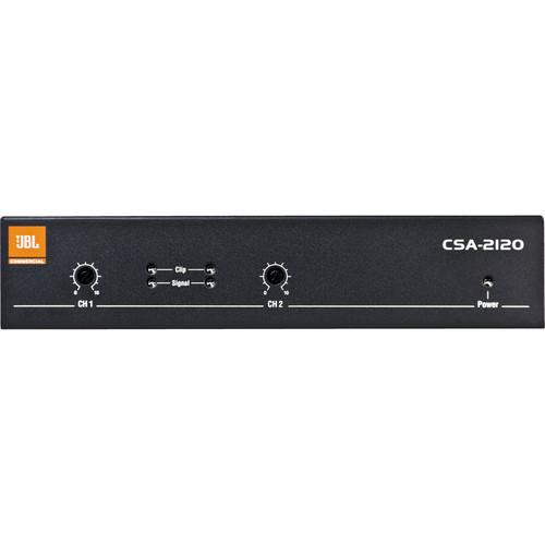 JBL CSA2120 2-Channel Installed Sound Power Amplifier