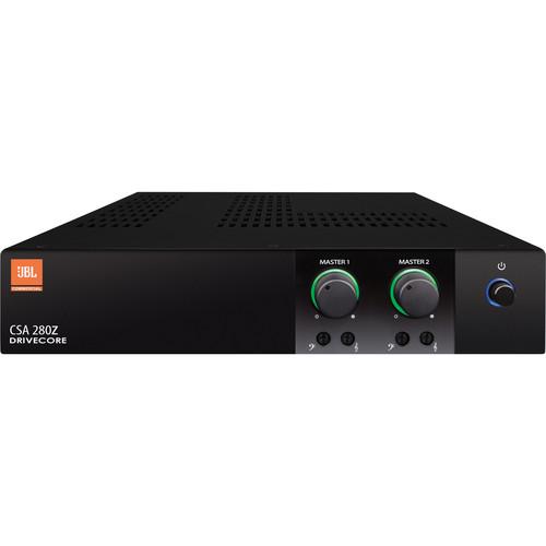 JBL CSA 280Z Audio Amplifier (2x 80W)