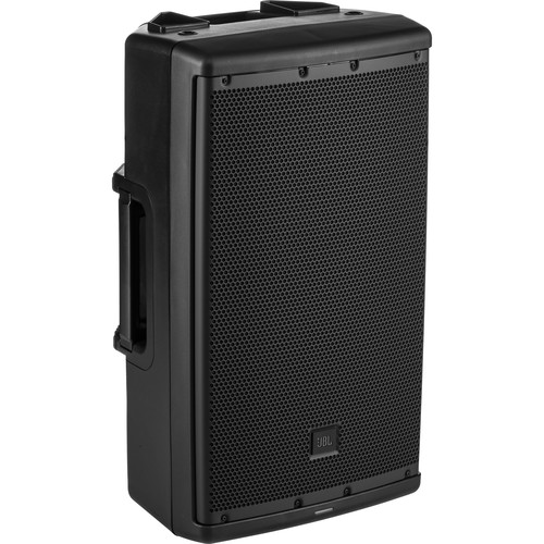 "JBL Dual EON612 12"" 2-Way Powered Speakers & dbx DriveRack PA2 Speaker Management System"