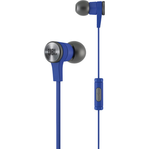 JBL Synchros E10 In-Ear Headphones (Blue)