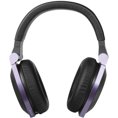 JBL Synchros E50BT Bluetooth On-Ear Headphones (Purple)