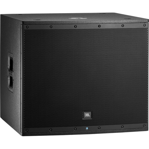 JBL EON618S Powered Subwoofer Kit with Padded Cover and 25' XLR Cable