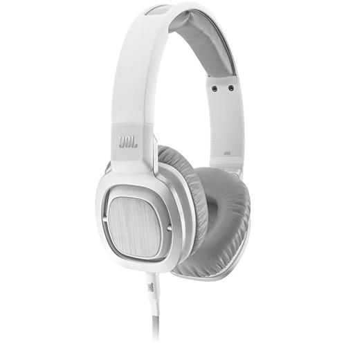 JBL J55i On-Ear Headphones (White)