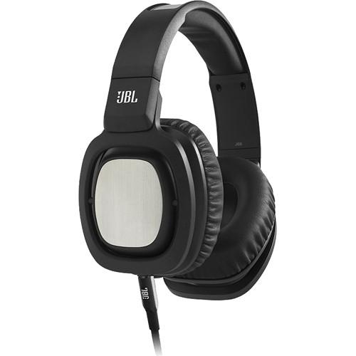 JBL J88i Over-Ear Headphones (Black)