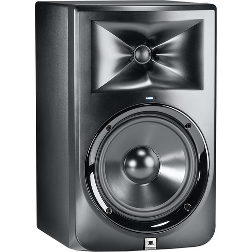 JBL LSR308 - 2-Way Powered Studio Monitor Kit with Subwoofer, Monitor Controller, Iso Pads, and Cables