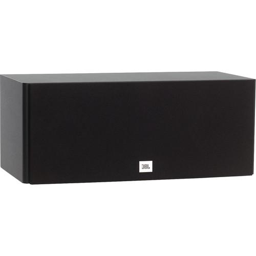 JBL Stage A125C 2-Way Center Channel Speaker (Black)