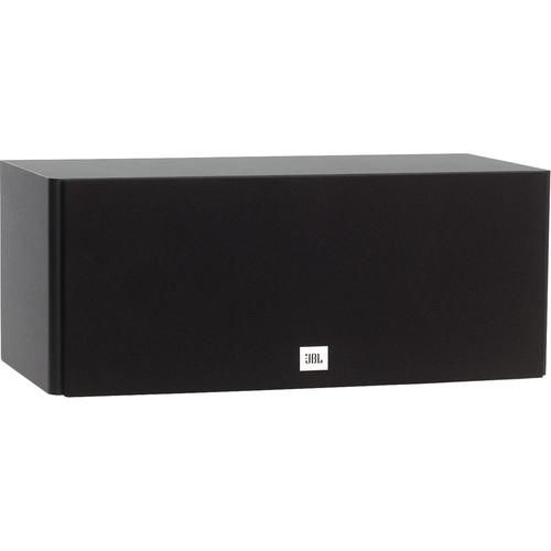 JBL Stage Series A125C Two-Way Center-Channel Speaker (Black)