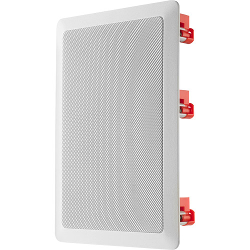 """JBL 6.5"""" In-Wall Speaker with Low Profile Grill-White"""