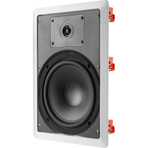"""JBL B-81W 8"""" In-Wall Speaker (White)"""