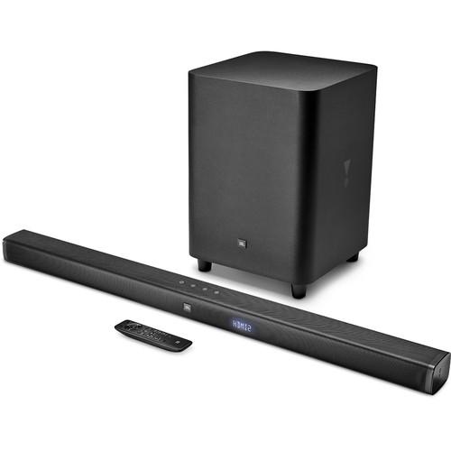 JBL Bar 3.1 450W 3.1-Channel Soundbar System