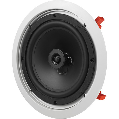"JBL B-81C 8"" In-Ceiling Speaker (White)"
