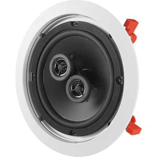 """JBL C Series C-6ICDT 6.5"""" Stereo In-Ceiling Speaker (White)"""
