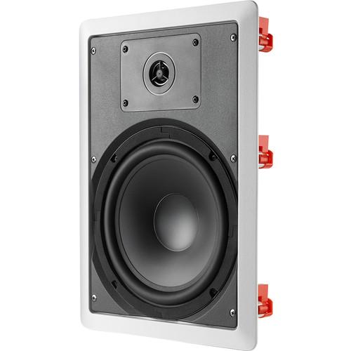 JBL C-8IW In-Ceiling & In-Wall 2-Way Loudspeaker (Single, White)