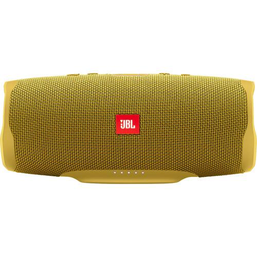 JBL Charge 4 Portable Bluetooth Speaker (Mustard Yellow)
