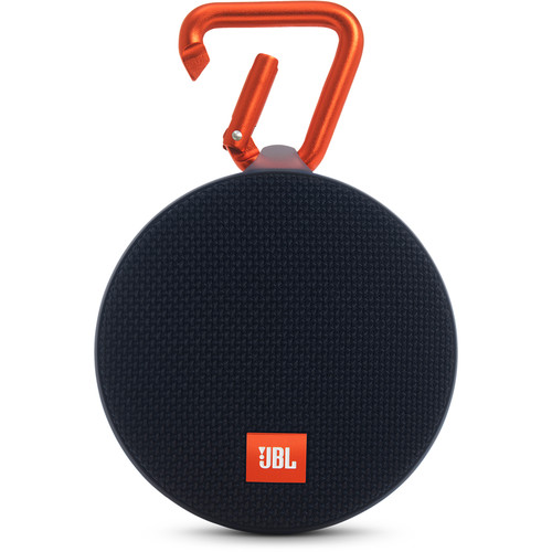 JBL Clip 2 Speaker (Black)