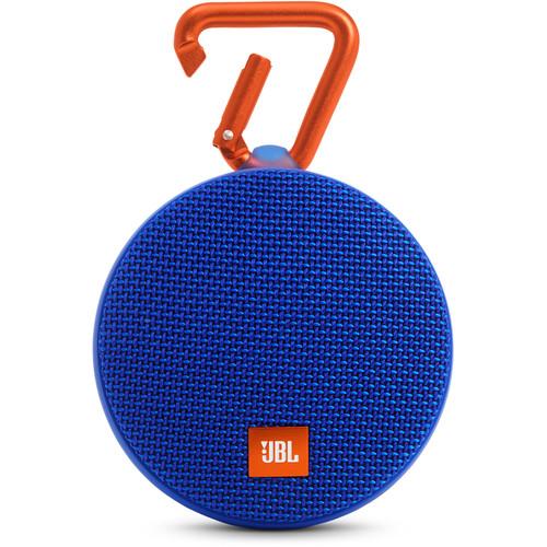 JBL Clip 2 Speaker (Blue)